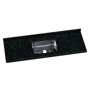 Pia-Roralit-Cuba-Inox-150x55cm-Pedra-Escura-AJ-Rorato