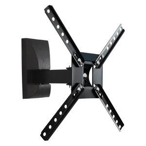 """Suporte-Articulado-Para-TV-LED-e-LCD-de-10""""-a-55""""-BrasformaSuporte-Articulado-Para-TV-LED-e-LCD-de-10""""-a-55""""-Brasforma"""