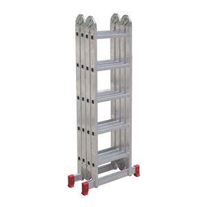 Escada-Articulada-Em-Aluminio-5x4-5-Degraus-Botafogo