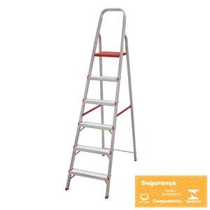 Escada-Domestica-Em-Aluminio-BTF-6-Degraus-Botafogo