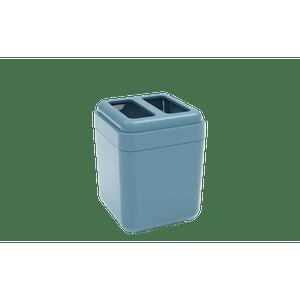 Porta-Escova-Cube-Azul-Fog-Coza