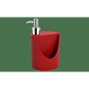 Dispenser-Basic-600ml-Vermelho-Bold-Coza