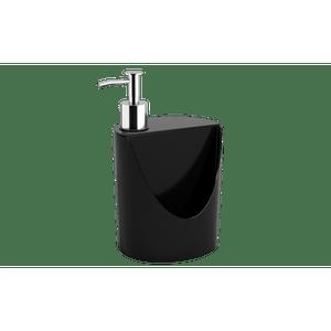 Dispenser-Basic-600ml-Preto-Coza