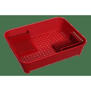 Escorredor-de-Louca-Basic-Vermelho-Bold-Coza