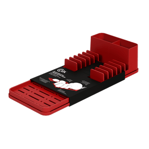 Escorredor-de-Pia-Single-Vermelho-Bold-Coza