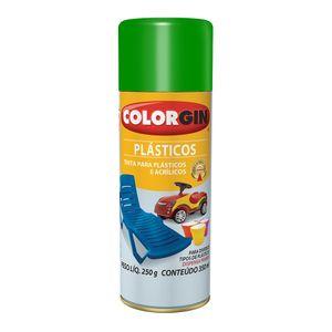 Tinta-Spray-Colorgin-Plastico-Verde-Natureza-350ml-Sherwin-Williams